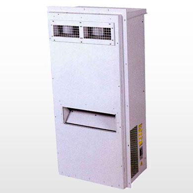 Os condicionadores outdoor são resistentes à penetração de pó e resíduos