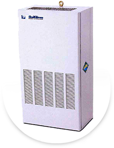 Linha de condicionadores de ar indoor