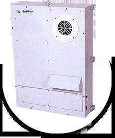 Linha de condicionadores de ar outdoor
